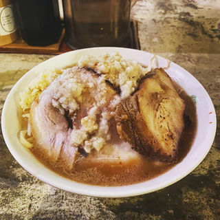 ラーメン(大)(麺やぼんち)