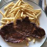 Steak frites/ステーキフリット