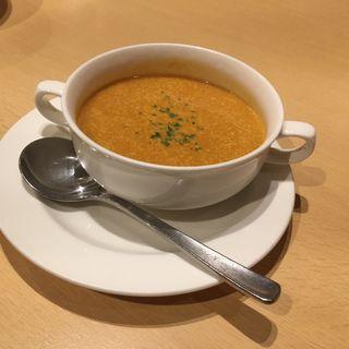 エビのビスクスープ(トレンタ 柏木店 )