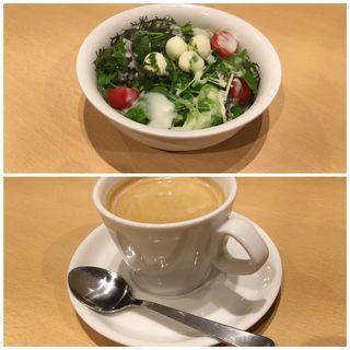 サラダ&ドリンクセット(トレンタ 柏木店 )