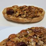 キャラメルナッツのタルティーヌ