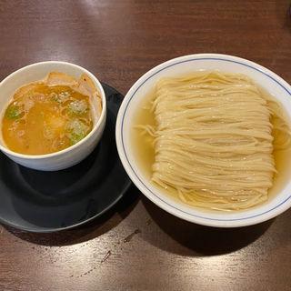 サンマ水つけ麺(麺や 清流)