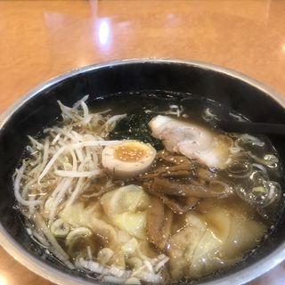 ワンタン麺(味の店 錦 緑が丘店 )