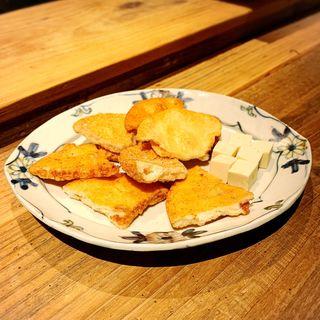 熟成酒粕クリームチーズ