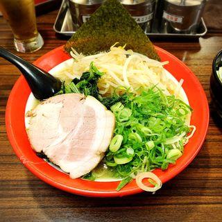 細麺野菜3点盛
