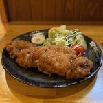 熊野チキンカツ(ハーフ)
