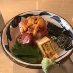 贅沢海鮮丼 雲丹盛