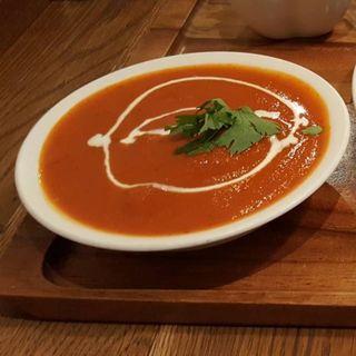 チキンバタースペシャル(Tandori Lunch)(インド料理 アクバル あざみ野店)