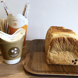 食パン(kamogawa bakery)
