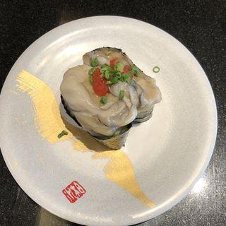生牡蠣(回転寿司一太郎 )