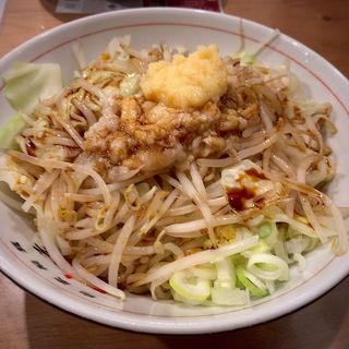 背脂野菜油そば(はてな 河原町店 )