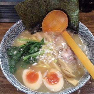 鶏白湯ラーメン(麺屋なごみ )