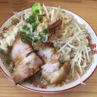 ラーメン 並(麺☆屋MARU)