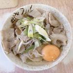 肉(そばうどん)(南天 本店 (なんてん))