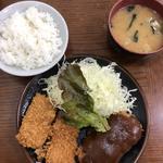 とろトロかつ+一口カツ(とんかつ藤芳 本店 )