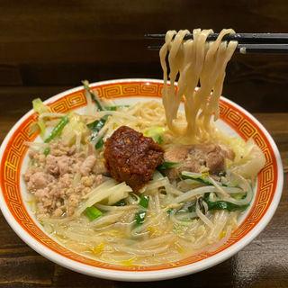 辛みそタンメン(麺や一芯)