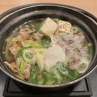 肉吸い鍋(ザめしや 伊丹南店 )