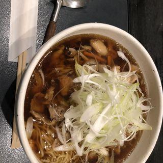 鶏中華そば(焔蔵 (えんぞう))