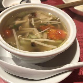 野菜スープ(燕来香)