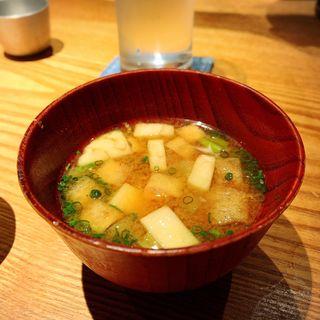 味噌汁(高太郎 (こうたろう))