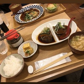鯖の煮込み(醤油&味噌)Sサイズ(食堂 煮魚少年)