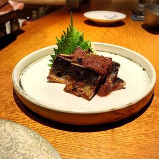 秋刀魚のお造り(高太郎 (こうたろう))
