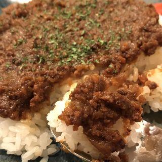 ドライカレー(コーヒー付き)(カフェ・ハイチ 新宿サブナード店 (Cafe HAITI))