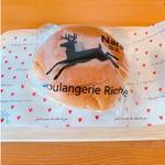 コーヒーあんぱん(Boulangerie Riche )