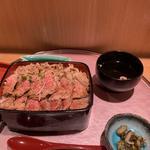 ロマン亭錦重(肉増し)