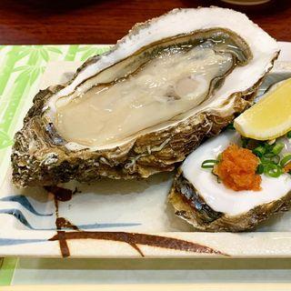 生牡蠣(割烹 甲州)