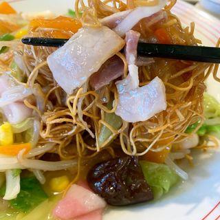 長崎皿うどん(リンガーハット 川崎稲田堤店 )