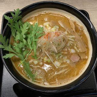 しょうゆらーめん(こってり)(西天満 麺乃家)