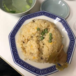 あさりチャーハン(スープ付)(みんみん )