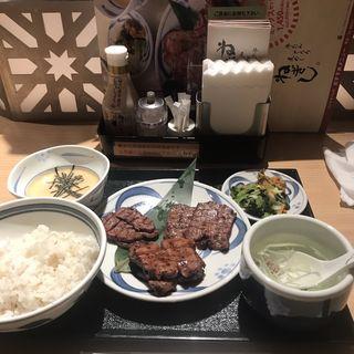 三種盛りセット(ねぎし 池袋東急ハンズ前店 )