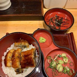 ひつまぶし(自家製麺 竜葵)