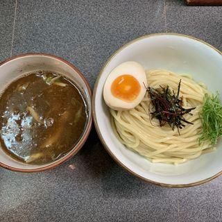魚濃つけ麺(洛二神 (らくにじん))