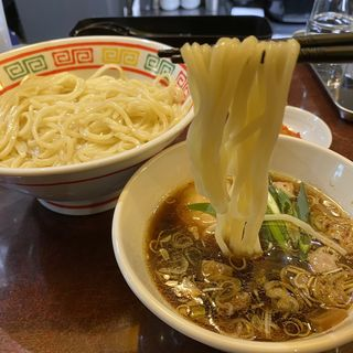 醤油つけ麺(らぁめん しゅき)