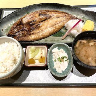 トロ鯖の炙り焼き御膳(とうふ旬菜 心音 綱島湯けむりの庄店 (とうふ旬菜 KOKONE))