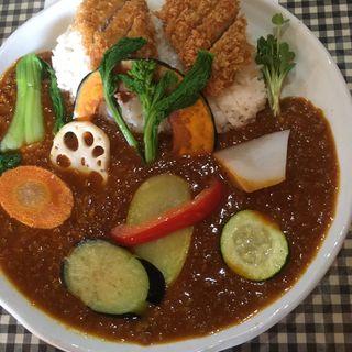 キーマカレー(ひき肉)(小林カレー)