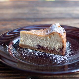 ホワイトチョコとクランベリーのNYチーズケーキ(パーランド (parland))