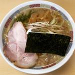背脂煮干鰮ネギチャーシュー麺