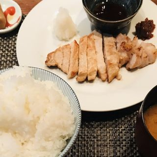 昼定食(肉)