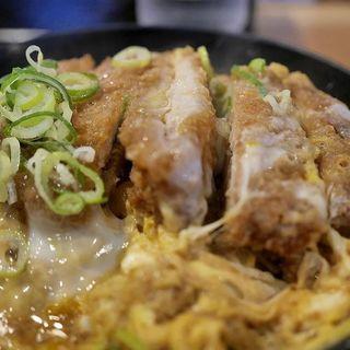 カツ丼セット(荒木伝次郎 )