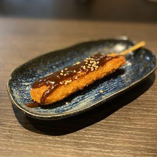 串カツ(味噌)