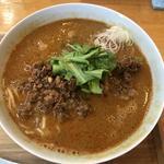 アゴ担々麺