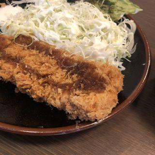 ヒレかつ定食(とんかつ藤芳 本店 )