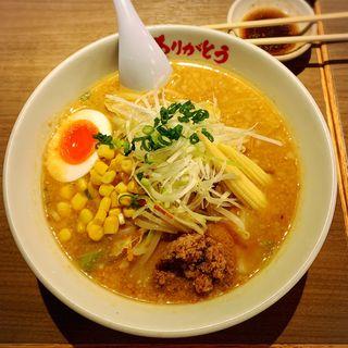 味噌とんこつラーメン(野方ホープ 中目黒店 )
