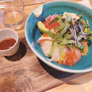 Ataの海鮮丼(Ata 虎ノ門)
