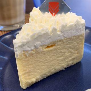 スフレチーズケーキ(コンセント)