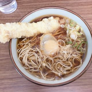 ちくわ天玉そば(文殊 志村三丁目駅店 )